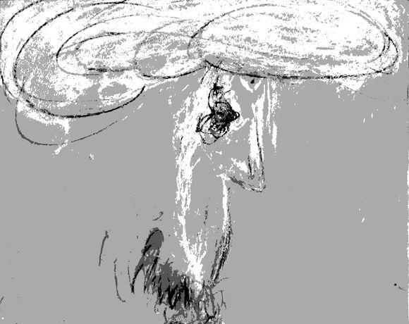 La jeune fille au nuage 8