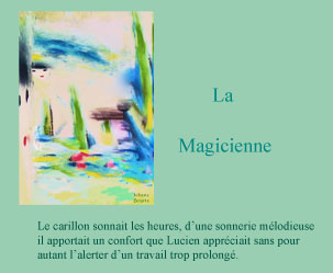 La magicienne