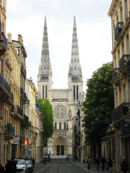 La cathédrale St André