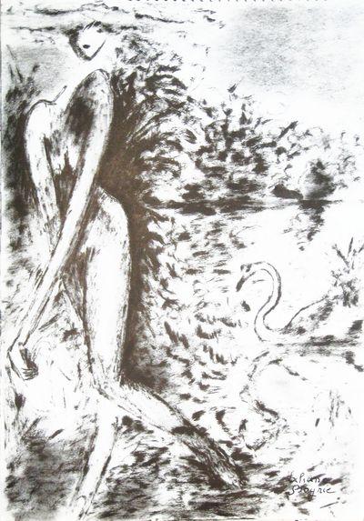 La dame au cygne