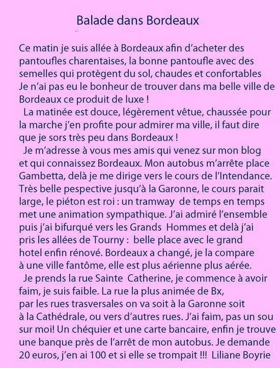 Ballade dans Bordeaux