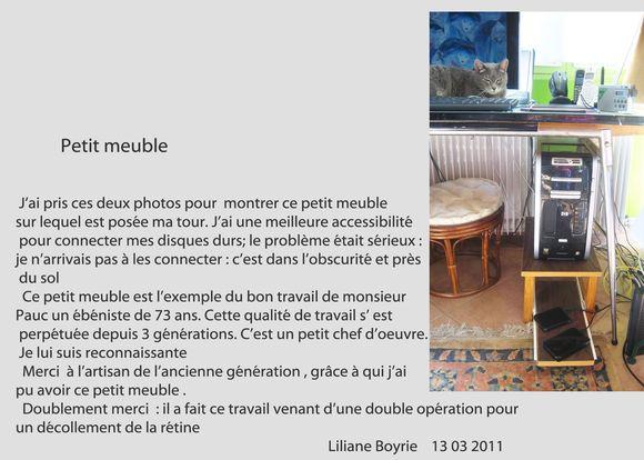 Petit meuble 1