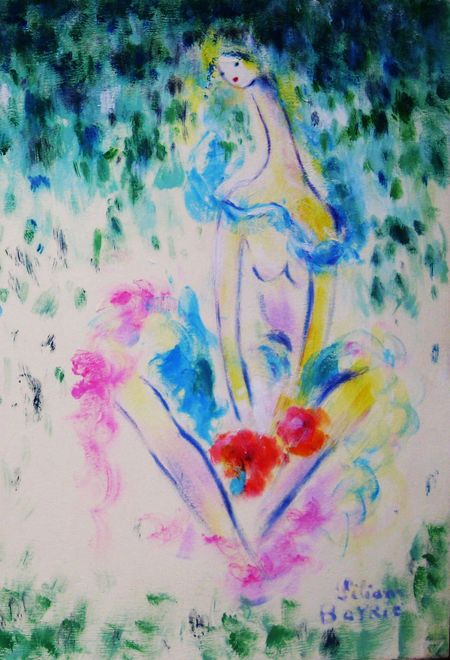 Jeunes fleurs 43