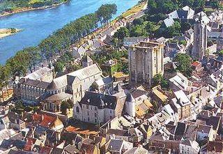Beaugency la ville