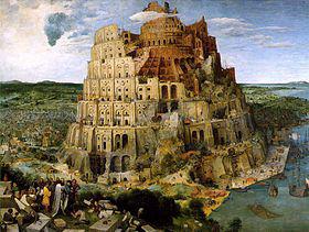 Tour de Babel Brueguhel