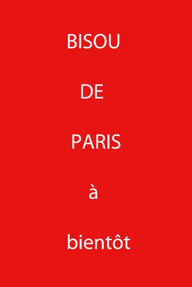 Bisou de Paris